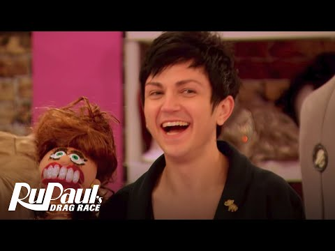 drag - In this mini-challenge the competitors engage in some therapeutic role-play and get some things off their chest....with puppets. RuPaul's Drag Race Season 6:...