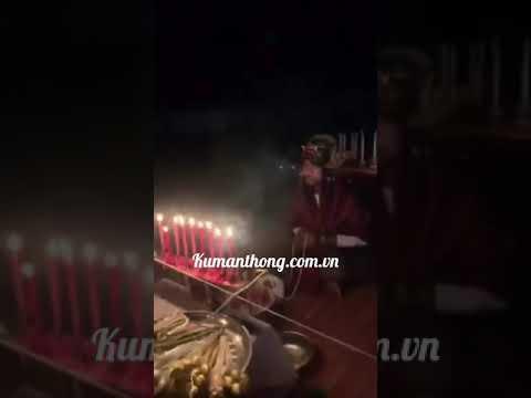 Pháp Sư Làm Bùa Chú Kumanthong