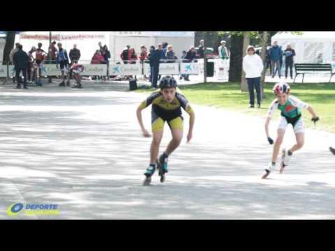 Campeonato navarro 100 metros contrarreloj 2