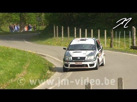 Flying Hermann | Rallye de Wallonie 2014 [HD] by JM