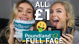 Video FULL FACE POUNDLAND MAKEUP | FIRST IMPRESSIONS | SYD AND ELL MP3, 3GP, MP4, WEBM, AVI, FLV April 2018