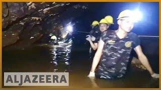 Video 🇹🇭 Thai cave rescue: What those boys are going through | Al Jazeera English MP3, 3GP, MP4, WEBM, AVI, FLV Juli 2018