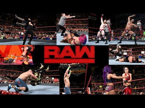 WWE Raw 5th March 2018 Full Results And Highlights (3/5/2018)