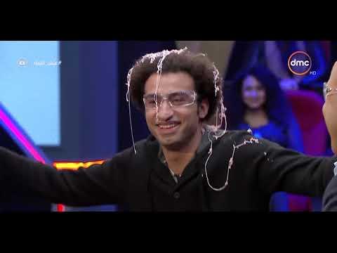 """علي ربيع ومحمد عبد الرحمن يغرقان في """"إسبراي"""" الألوان"""