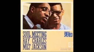 Video Bags of Blues - Ray Charles and Milt Jackson MP3, 3GP, MP4, WEBM, AVI, FLV Juni 2018