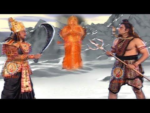 शिव का क्रोध - शिव और शंखचूर्ण के बीच हुआ युद्ध - Jai Shiv Shankar - Om Namah Shivay