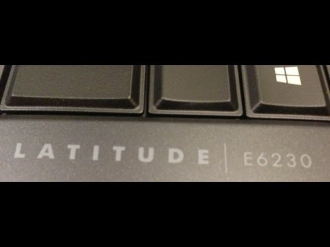 Dell Latitude E6230 Quick Overview