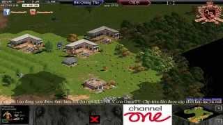 [SoLo Ramdom] Chim Sẽ Đi Nắng vs Bùi Quang Thọ ACTW7-T4, game đế chế, clip aoe, chim sẻ đi nắng, aoe 2015