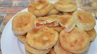 Пирожки «Бомбочки»