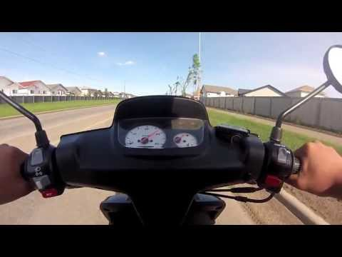 Yamaha Zuma BWS 50 (Big Bore 70cc) - Cruise