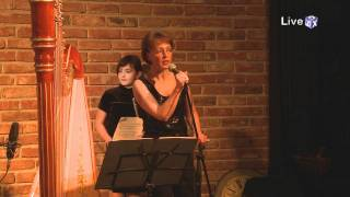 Две арфи с Анжела Мадарова и Diana Rowan