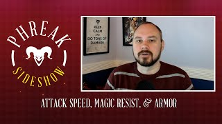 Phreak Show | Sideshow - Attack Speed, Magic Resist, & Armor by League of Legends Esports