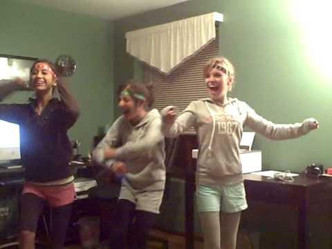 Funny dance blooper