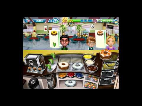 Cooking Fever [iPad Gameplay] Bakery Level 25