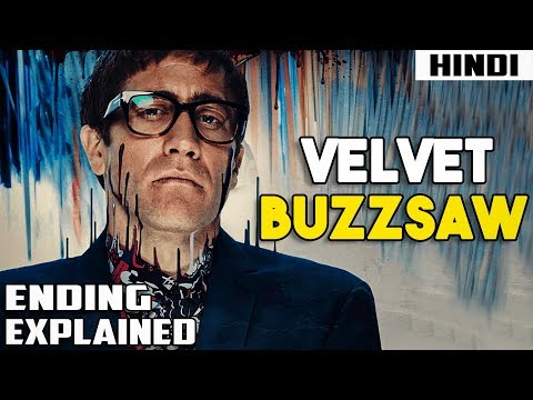 Velvet Buzzsaw (2019) Explained in 13 Minutes - Hindi