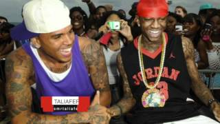 Chris Brown Ends Soulja Boy Fight Talks, Says People Like Wack100 Tried To Get In The Way Of Fight