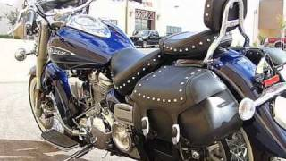 10. 2008 Yamaha Road Star Silverado Motorcycle At RideNow Peoria