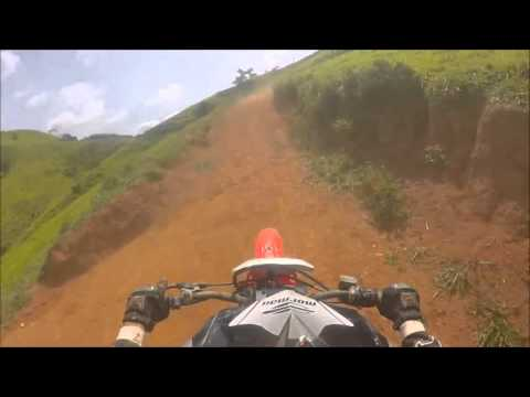 Trilha-Santo Antônio do Aventureiro MG 09/01/16 Parte 2
