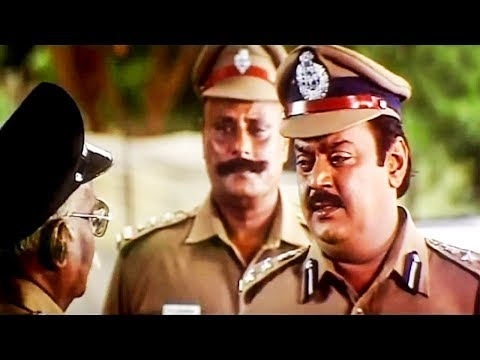 Vanjinathan Movie Scenes # Vijayakanth Action Scenes # Tamil Movie Best Scenes # Super Scenes
