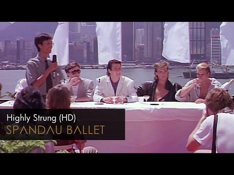 Spandau Ballet – Highly Strung
