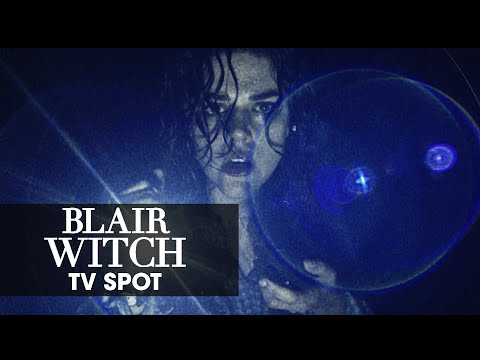 Blair Witch (TV Spot 'Remember')