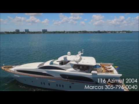 Azimut Flybridgevideo