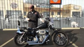 9. 2007 Harley-Davidson Sportster 1200 Nightster