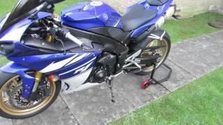 3. Yamaha R1 2011 - Acessórios - Brembo - Renthal - Arrow e +++ - MotoMack UK
