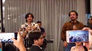 ITU AKU (LIVE) - DUTA SO7 & EROSS SO7 & SUNNEE di wedding Andrei & Febe