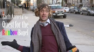 Zach Anner Hits the Streets of NYC for the Cerebral Palsy Foundation!