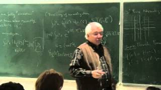 METU - Quantum Mechanics II - Week 6 - Lecture 3