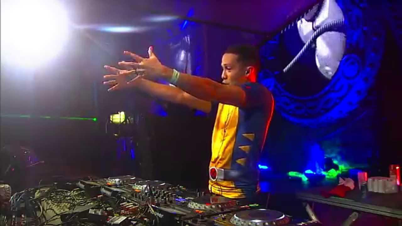 Laidback Luke - Live @ Tomorrowland Brasil 2015
