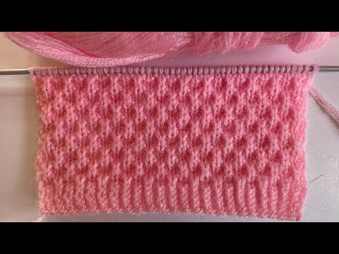 Easy ,Simple Knitting Stitches