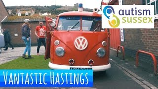 Vantastic Hastings - VW Camper Charity Event
