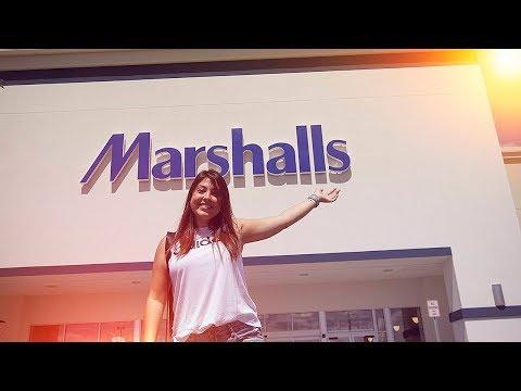 CONHECENDO A MARSHALLS DA ORLANDO AVE!!! - MARSHALLS -
