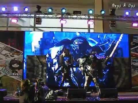 Thailand Comic Con Cosplay Performance Contest Team 09 – Pacific Rim