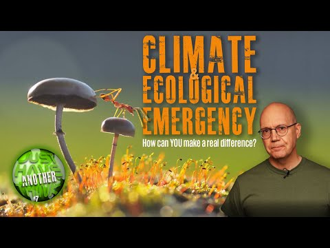Climate and Ecological Emergency. Can you really make a difference??