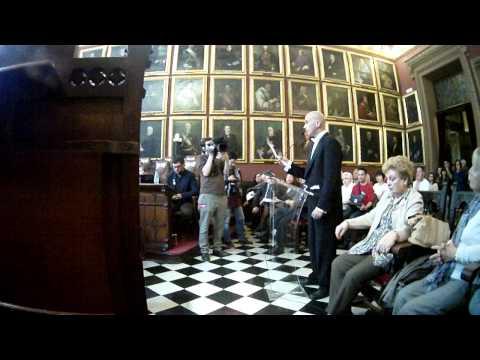 pleno del Ayuntamiento de Palma Orquesta Sinfónica de las Islas Baleares 26 abril 2012