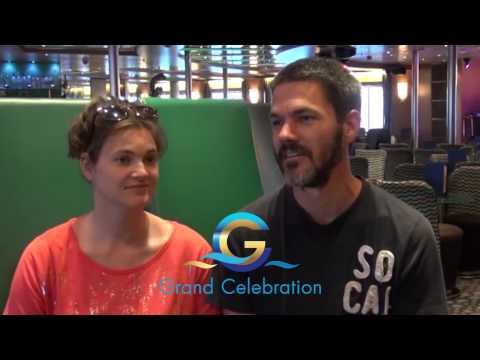 David and Jamie Grand Celebration Cruise Testimonial