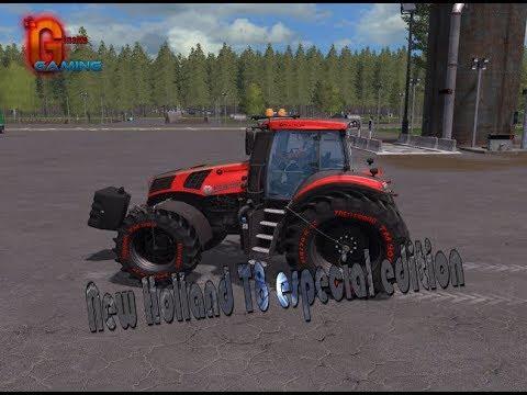 New Holland T8 especial edition v1.0.0.0