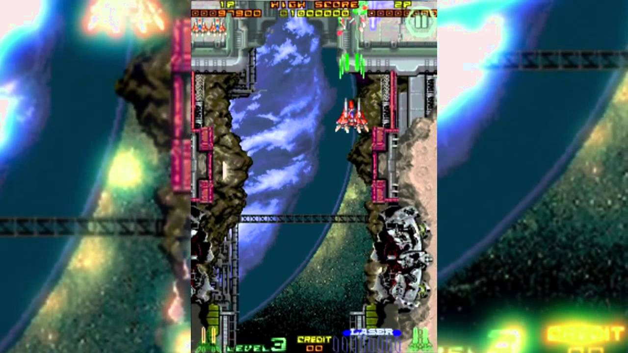 Famitsu Reveals Taito's 'Rayforce'; Coming This Winter