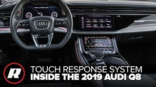 Tech Check: The 2019 Audi Q8 has the coolest dashboard tech by Roadshow