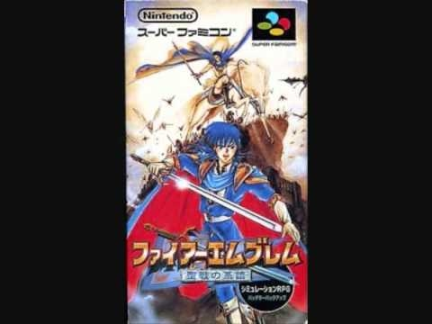 Fire Emblem Seisen no Keifu OST: 9- Chapter 4 (Dance in the Skies)