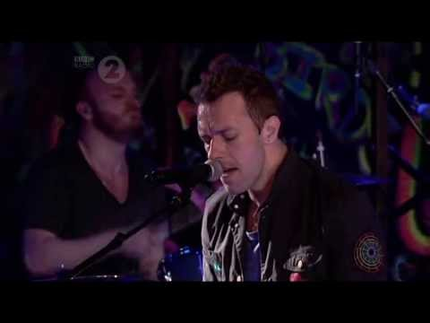 Coldplay - Hurts Like Heaven Live @ Radio 2