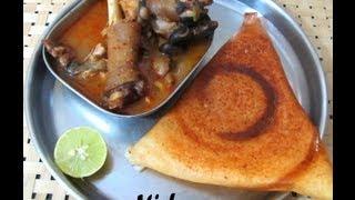 Attukal/Paya Soup