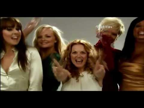 spice girls very rare 13 seconds video
