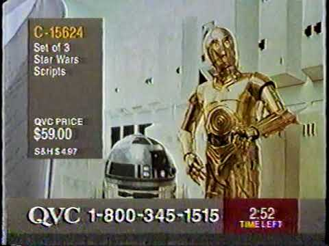 Star Wars QVC Collectibles Show 1996