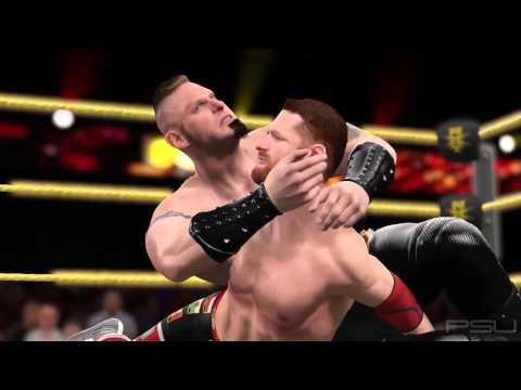 WWE 2K15 - NXT Arrival DLC Trailer