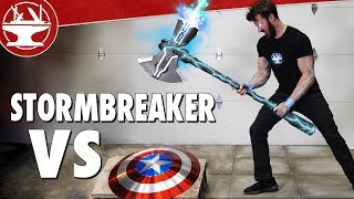 Video Thor's Stormbreaker DESTROYS ALL (Ultimate Test Video!) MP3, 3GP, MP4, WEBM, AVI, FLV Februari 2019
