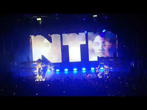 NTM - Laisse pas traîner ton fils - Live Juan Les Pins - 27/07/2018 (видео)